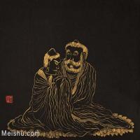 【欣赏级】JXD6192695近现代国画齐白石作品小品图片-6M-