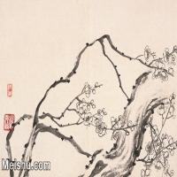 【欣赏级】JXD6192763近现代国画齐白石作品小品图片-6M-