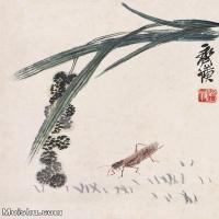 【欣赏级】JXD6192794近现代国画齐白石作品小品图片-23M-