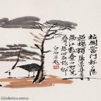 【欣赏级】JXD6192716近现代国画齐白石作品小品图片-4M-