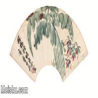 【打印级】JXD6193388近现代国画草木植物-齐白石全集图片-82M-