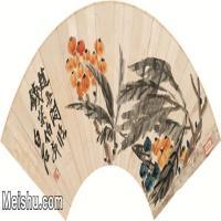 【打印级】JXD6193510近现代国画草木植物-齐白石全集图片-63M-