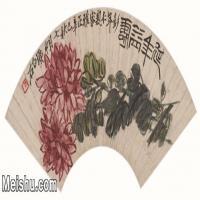 【打印级】JXD6192526近现代国画齐白石-折枝花卉-5-图片-74M-