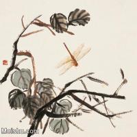 【欣赏级】JXD6192686近现代国画齐白石作品小品图片-7M-