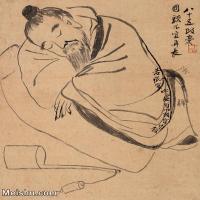 【欣赏级】JXD6192719近现代国画齐白石作品小品图片-3M-