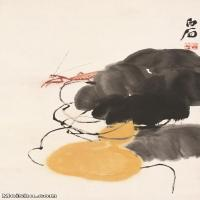 【欣赏级】JXD6192777近现代国画齐白石作品小品图片-44M-