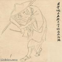 【印刷级】JXD6195629近现代国画人物-齐白石全集图片-99M-