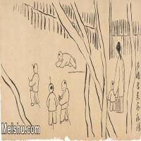 【印刷级】JXD6195649近现代国画人物-齐白石全集图片-66M-
