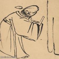 【印刷级】JXD6195662近现代国画人物-齐白石全集图片-43M-