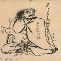 【印刷级】JXD6195674近现代国画人物-齐白石全集图片-89M-