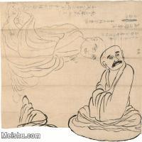 【印刷级】JXD6195660近现代国画人物-齐白石全集图片-81M-