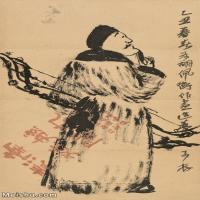 【印刷级】JXD6195666近现代国画人物-齐白石全集图片-49M-