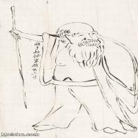 【印刷级】JXD6195610近现代国画人物-齐白石全集图片-53M-