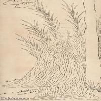 【印刷级】JXD6195621近现代国画人物-齐白石全集图片-71M-