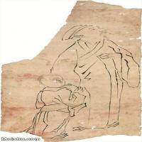 【印刷级】JXD6195641近现代国画人物-齐白石全集图片-72M-