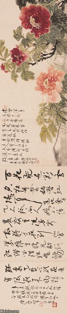 【打印级】JXD6162152近现代陆抑非 (198)名家国画镜片花鸟植物图片-56M-.jpg