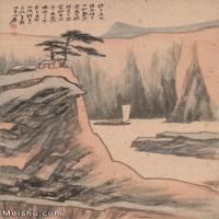 【超顶级】JXD5240575近现代国画近现代 张大千 仿石涛山水山水风景图片-271M-6