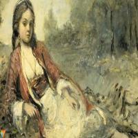 法国画家卡米耶·柯罗-油画展(二)