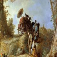 比尔施塔特Bierstadt-油画展(一)