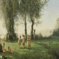 法国画家卡米耶·柯罗-油画展(一)