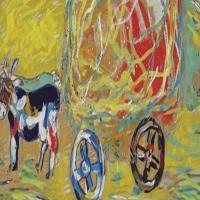 马克·夏加尔Marc Chagall-抽象画展(二)