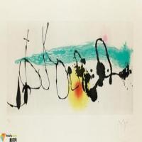 琼·米罗 Joan Miro-作品展(一)