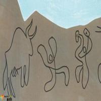 毕加索Pablo Picasso-油画展(四)