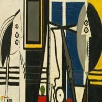 毕加索Pablo Picasso-油画展(一)