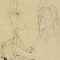 瑞士(野兽派)保罗·克利Paul Klee-油画展(一)