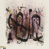 琼·米罗 Joan Miro-作品展(二)