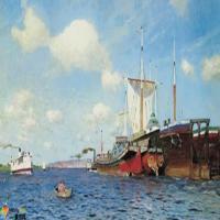 俄国列维坦-油画展
