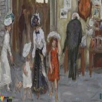 法国(纳比派)皮埃尔博纳尔Pierre Bonnard-油画展