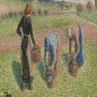 卡米耶·毕沙罗-油画展(一)