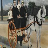亨利·卢梭Henri Rousseau-油画展