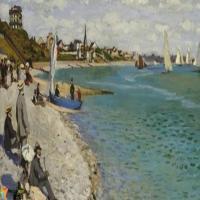克劳德·莫奈 Claude Monet-作品展(二)