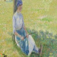 卡米耶·毕沙罗-油画展(二)