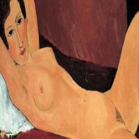 莫迪利亚尼Modigliani-油画展(二)
