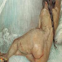 荷兰画家梵高-头像展(一)
