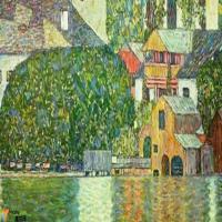奥地利克里姆特Klimt-油画展(二)