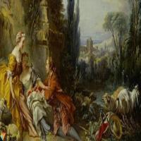 弗朗索瓦·布歇 Boucher Fran油画展(二)