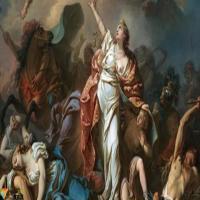 法国大卫David-宫廷油画展(一)