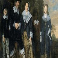 德克.哈尔斯Dirck Hals-油画展(一)