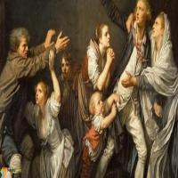 法国画家格勒兹-油画展(一)