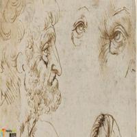 世界著名绘画大师达芬奇DaVinci-油画展(二)