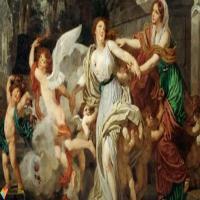 法国画家格勒兹-油画展(二)