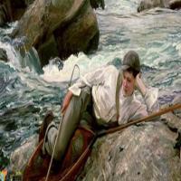 萨金特Sargent-油画展(一)