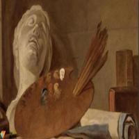 夏尔丹Jean Baptiste Siméon-油画展(二)