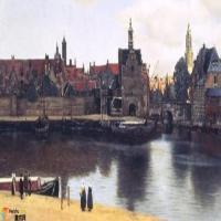 维米尔Johannes Vermeer-油画展