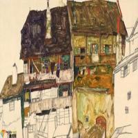奥地利埃贡·席勒 Egon Schiele-作品展(二)
