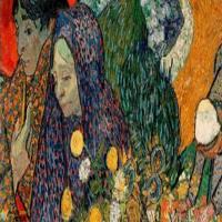 荷兰画家梵高-作品展(二)